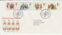 1978-11-22 Christmas Stamps Bethlehem FDC (56393)