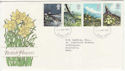 1979-03-21 Flowers Stamps Luton FDC (56405)