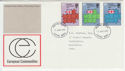 1973-01-03 European Communities Stamps Luton FDI (56453)