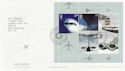 2002-05-02 Airliners M/S T/House FDC (56486)