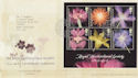 2004-05-25 Royal Horticultural Society M/S T/House FDC (56487)