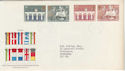 1984-05-15 Europa Stamps FDC [Faded] (56652)