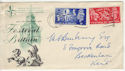 1951-05-03 KGVI Festival of Britain London WC FDC (56723)