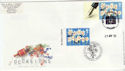 2002-03-05 Occasions Doulbed with LS7 Bloomfield FDC (56763)