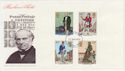 1979-08-22 Rowland Hill Stamps London FDI (56912)
