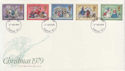 1979-11-21 Christmas Stamps London FDC (56948)