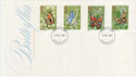 1981-05-13 Butterflies Stamps London FDC (56962)