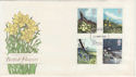 1979-03-21 Flower Stamps London FDC (56970)