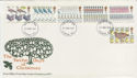 1977-11-23 Christmas Stamps London FDC (57003)