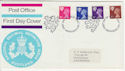 1971-07-07 Scotland Definitive Aberdeen FDC (H-57041)