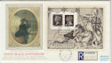 1990-05-03 Penny Black M/S Kidderminster cds FDC (57125)