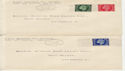 1937-05-10 KGVI Definitive Bootle cds FDC (57164)