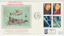 1991-03-05 Scientific Achievements Walworth Rd cds FDC (57169)