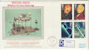 1991-03-05 Scientific Achievements Brechin cds FDC (57172)