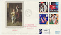 1991-06-11 Sport Stamps The Hayes cds FDC (57174)