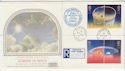 1991-04-23 Europe in Space Surbiton cds FDC (57175)