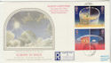 1991-04-23 Europe in Space Lambeth Rd cds FDC (57176)