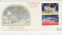 1991-04-23 Europe in Space Nevilles Cross cds FDC (57177)