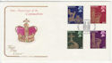 1978-05-31 Coronation Stamps London SW1 FDC (57195)