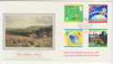 1992-09-15 The Green Issue Stamps Commons SW1 cds FDC (57227)