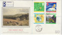 1992-09-15 The Green Issue Stamps Sunnyside cds FDC (57230)