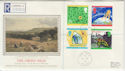 1992-10-13 European Market Stamp Rainhill cds FDC (57231)
