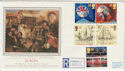 1992-04-07 Europa Stamps Whitechapel cds FDC (57281)