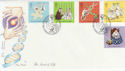 2003-02-25 Secret of Life Harley St W1 FDC (57287)