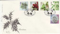 2002-11-05 Christmas Stamps Bethlehem FDC (57312)