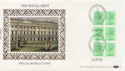 1983-09-14 Royal Mint PSB Pane London EC1 FDC (57424)