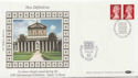 1985-10-29 7p Definitive Colour Change Bureau FDC (57543)