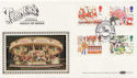 1983-10-05 Fairs Turner's Merry-Go-Round Northampton FDC (57651)