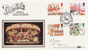 1983-10-05 Fairs Turner's Merry-Go-Round Signed FDC (57652)