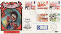 1983-10-05 Fairs Chipperfields Circus Big Top cds FDC (57653)