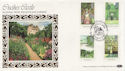 1983-08-24 British Gardens Stamps Crathes Castle FDC (57668)