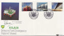 1983-05-25 Engineering BP Iolair Aberdeen Signed FDC (57671)