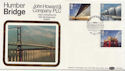 1983-05-25 Engineering Stamps Humber Bridge Hull FDC (57684)