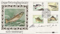 1983-01-26 River Fish Hythe Signed FDC (57689)
