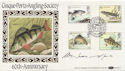 1983-01-26 River Fish Hythe Signed FDC (57692)