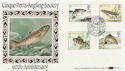 1983-01-26 River Fish Stamps Hythe FDC (57693)