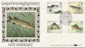 1983-01-26 River Fish Stamps Hythe FDC (57695)