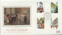 1985-07-30 Royal Mail 350th Date Error FDC (57736)