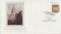 1984-06-05 London Summit Stamp London SW1 FDC (57766)