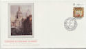 1984-06-05 London Summit Stamp London EC1 FDC (57767)