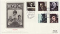 1985-10-08 British Films Stamps Harley Street FDC (57789)