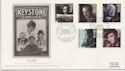 1985-10-08 British Films Stamps Leytonstone FDC (57797)