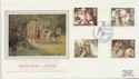 1985-09-03 Arthurian Legend Stamps Glastonbury FDC (57803)