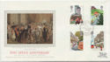 1985-07-30 Royal Mail 350th BF 3254 PS FDC (57818)