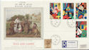 1989-05-16 Games and Toys Kirton cds FDC (57867)
