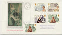 1987-09-08 Victorian Britain Kensington Church St cds FDC (57890